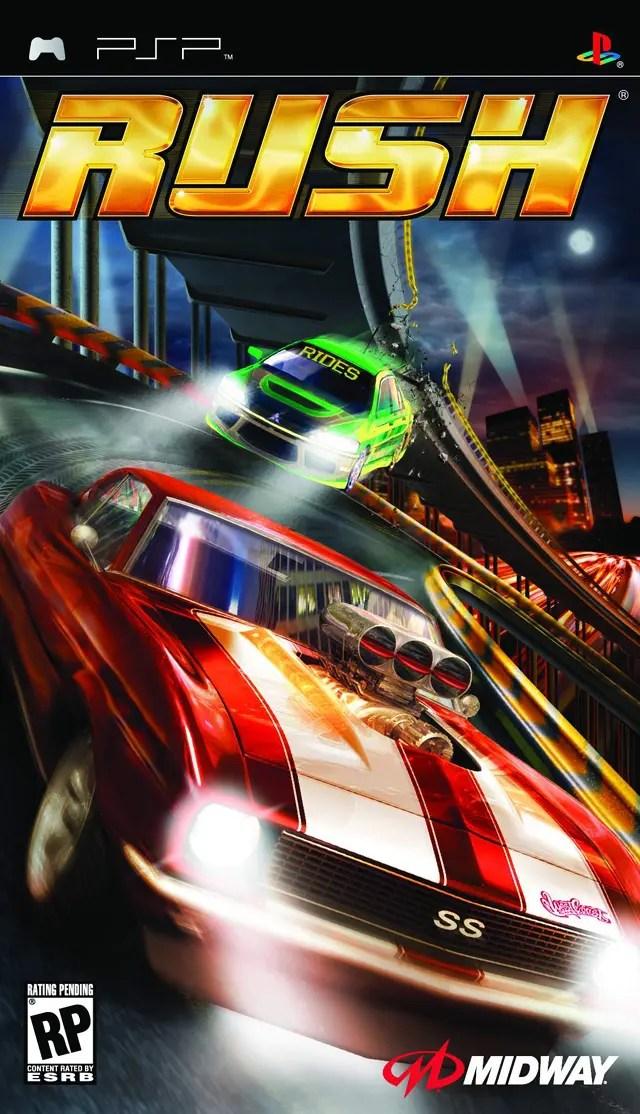 Rush for PSP