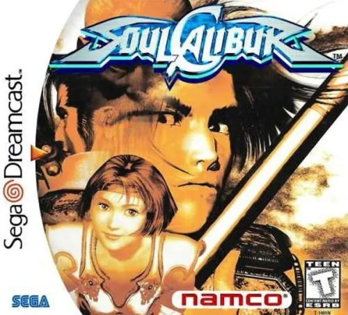 Soulcalibur for Sega Dreamcast