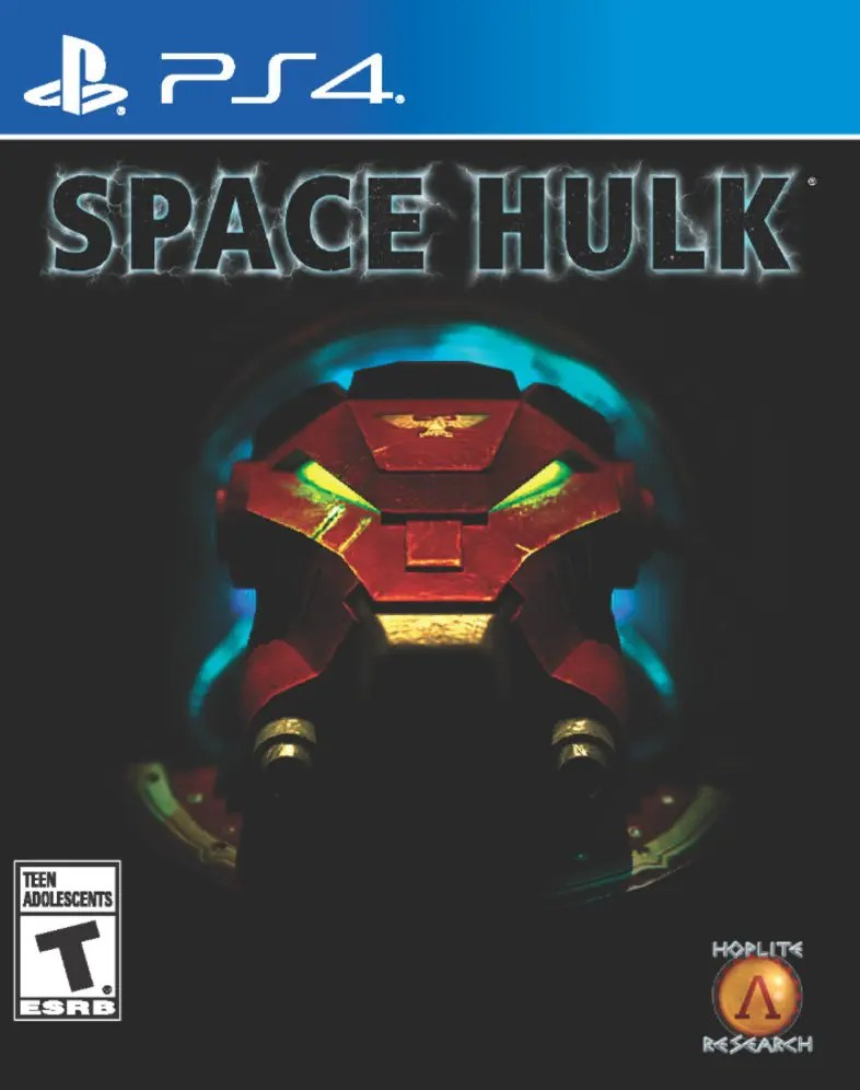 Space Hulk for PS4