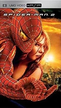 Spiderman 2 for PSP UMD Video