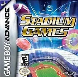 Stadium Games for Nintendo Game Boy Advance