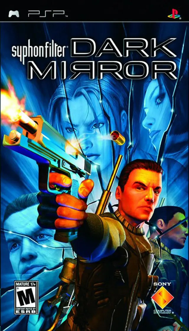 Syphon Filter: Dark Mirror for PSP