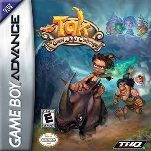 Tak: The Great Juju Challenge for Nintendo Game Boy Advance