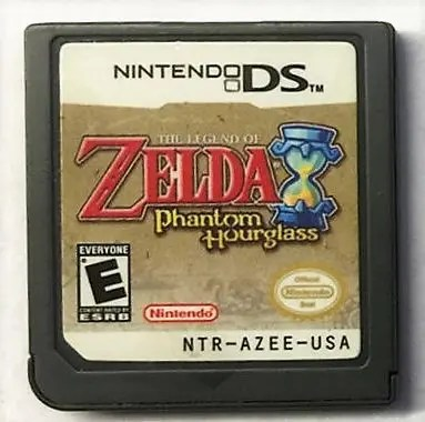 The Legend of Zelda: Spirit Tracks for Nintendo DS