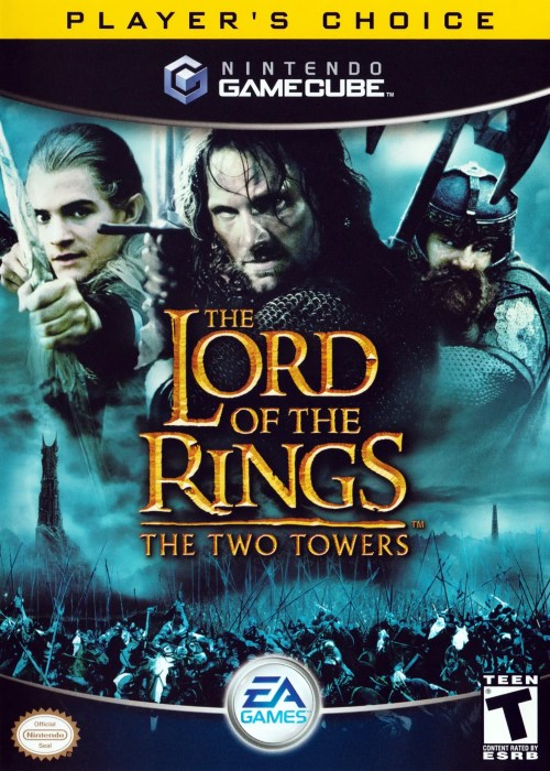 The Lord of the Rings: The Two Towers (Player's Choice) for Nintendo GameCube
