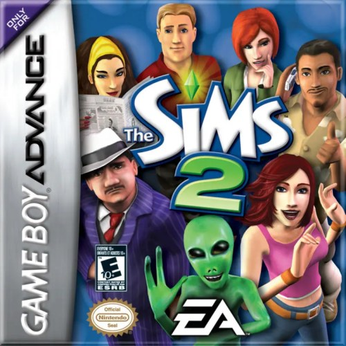 The Sims 2 for Nintendo Game Boy Advance