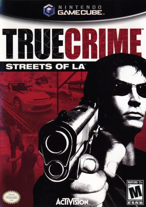 True Crime: Streets of LA for Nintendo GameCube