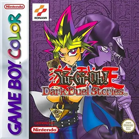 Yu-Gi-Oh! Dark Duel Stories for Nintendo Game Boy Color