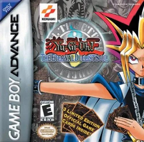 Yu-Gi-Oh! The Eternal Duelist Soul for Nintendo Game Boy Advance