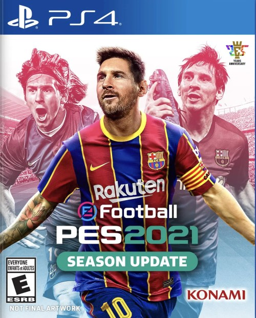 eFootball PES 2021 for PS4