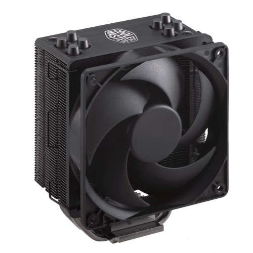 Cooler Master Hyper 212 Black Edition 120 mm CPU Air Cooler/Cooling Fan (RR-212S-20PK-R1)