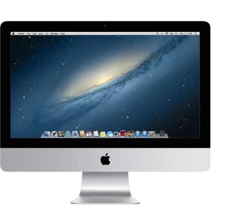 "Apple iMac (21.5"", Late 2012)"