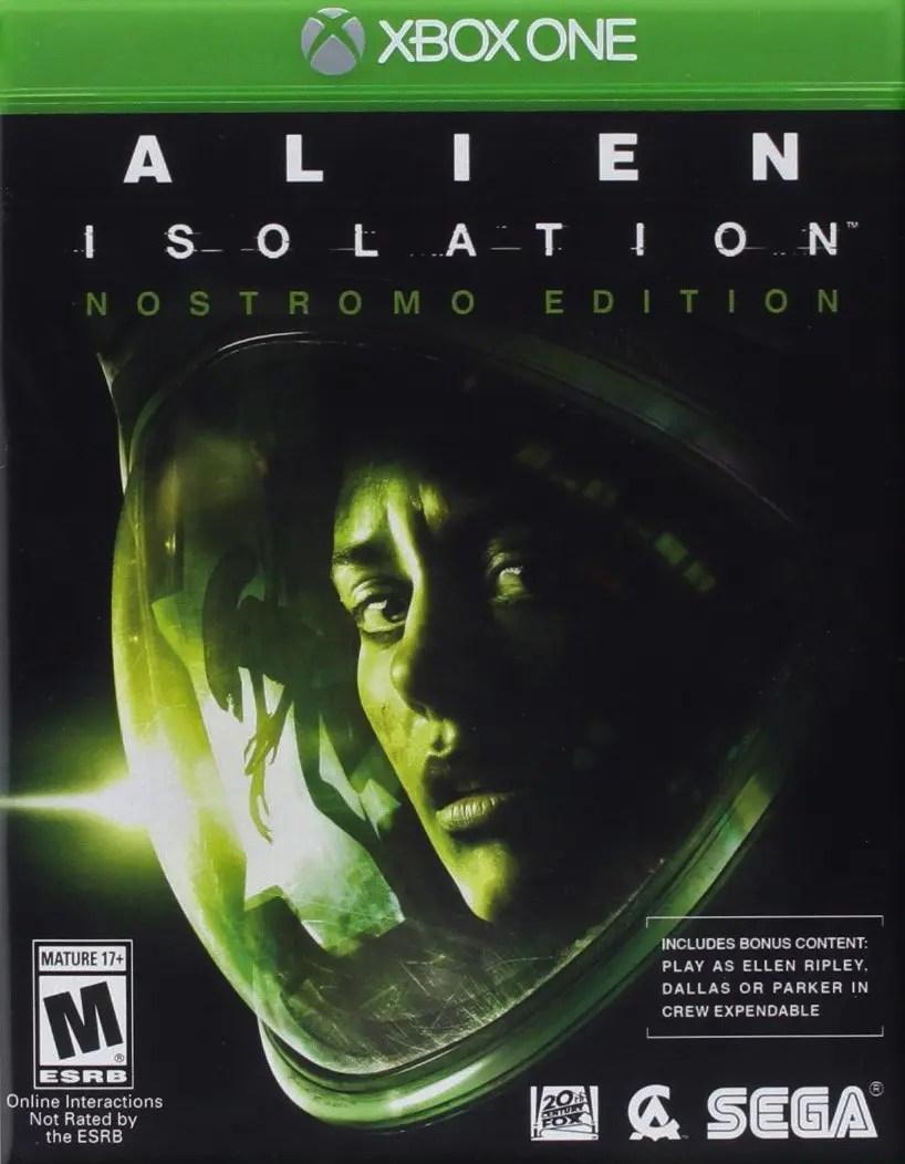 Alien: Isolation (Nostromo Edition) for Xbox One