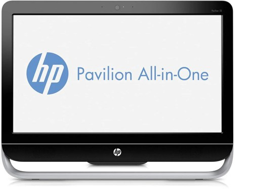 "HP Pavilion 23-h009 23"" TouchSmart All-In-One Desktop PC"