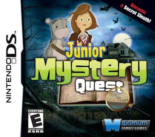 Junior Mystery Quest for Nintendo DS