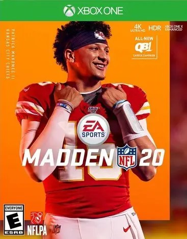 Madden NFL 20 for Xbox One