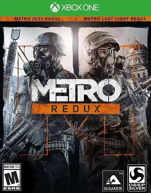 Metro Redux for Xbox One