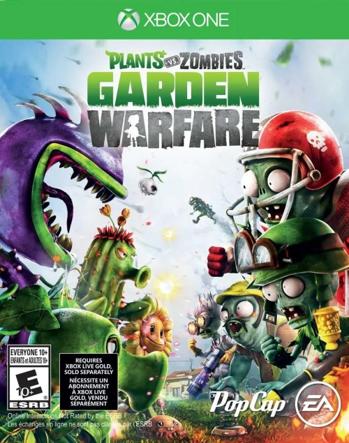Plants vs. Zombies: Garden Warfare for Xbox One