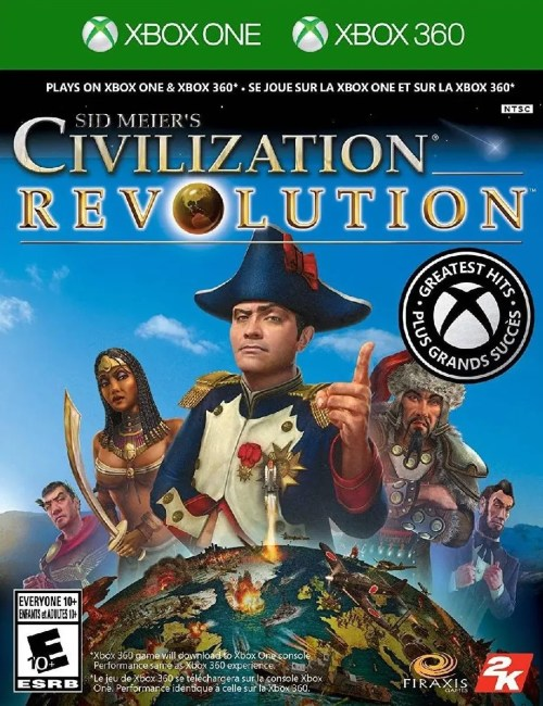 Sid Meier's Civilization Revolution (Greatest Hits) for Xbox One & Xbox 360