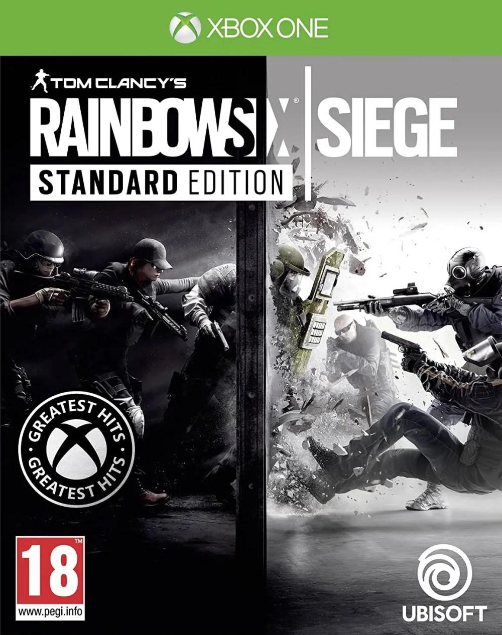 Tom Clancy's Rainbow Six Siege (Standard Edition) for Xbox One