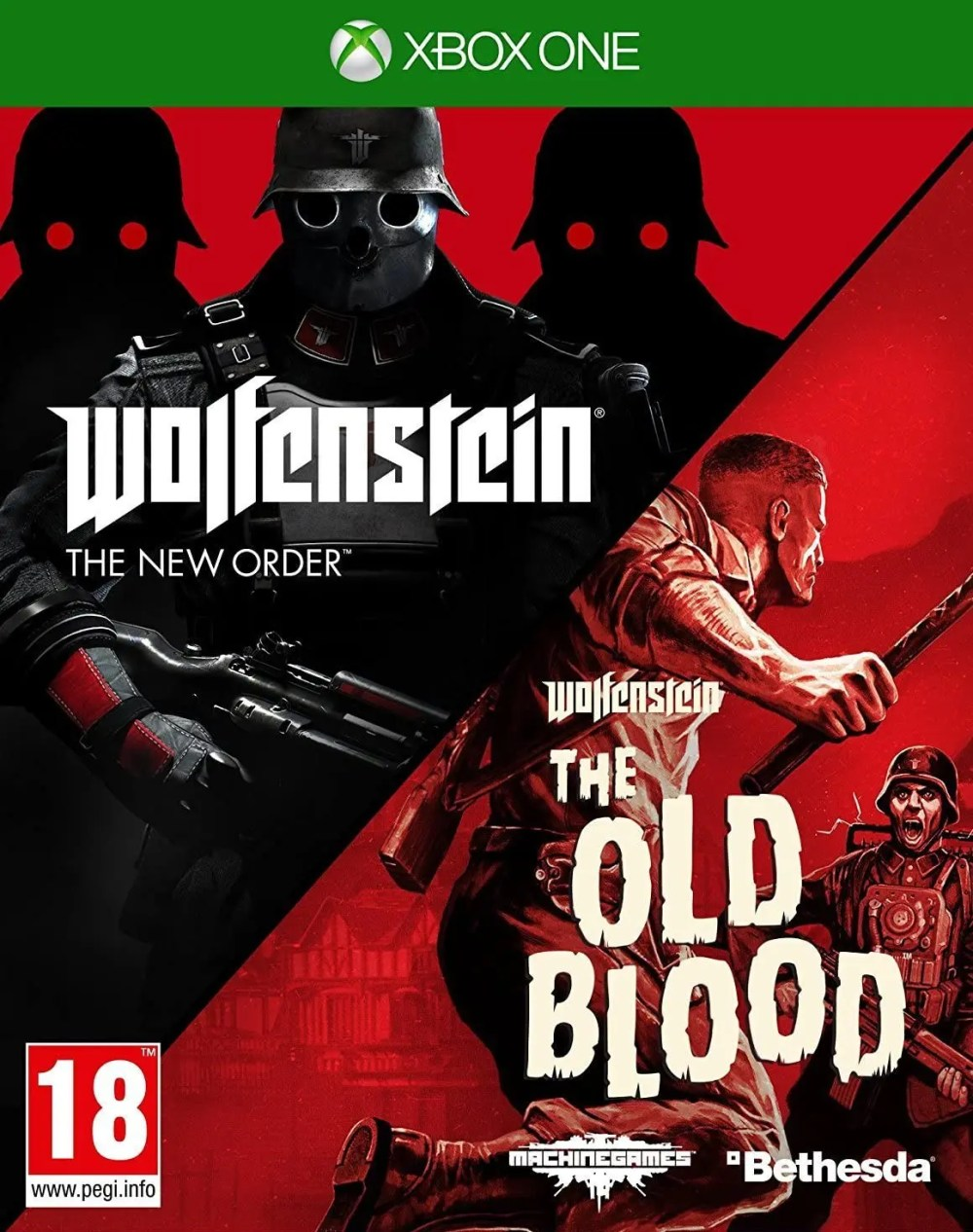 Wolfenstein: The New Order & The Old Blood for Xbox One