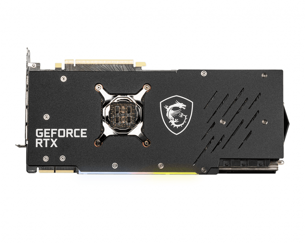 MSI GeForce RTX 3090 GAMING X TRIO 24G Graphics Card