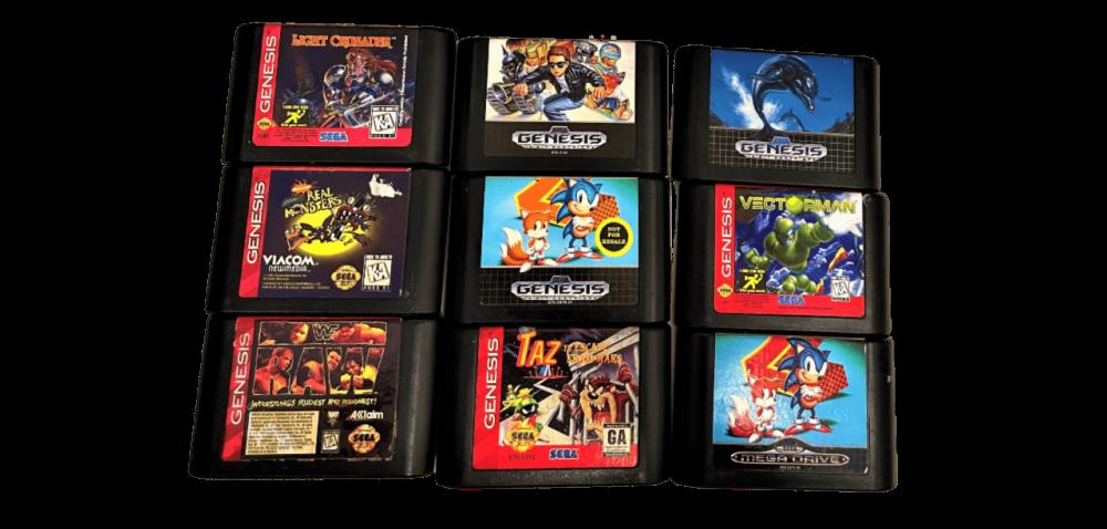 Games for Sega Genesis