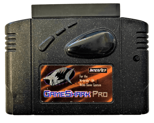 GameShark Pro V3.3 for Nintendo 64