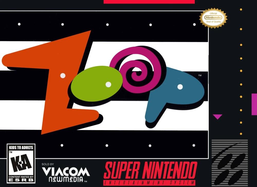 Zoop for Super Nintendo Entertainment System (SNES)