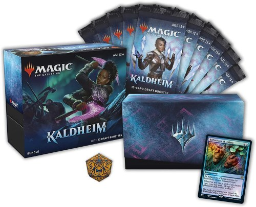 Magic The Gathering Kaldheim Bundle with 10 Draft Boosters