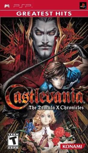 Castlevania: The Dracula X Chronicles (Greatest Hits) for PSP