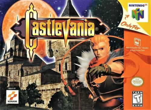 Castlevania for Nintendo 64