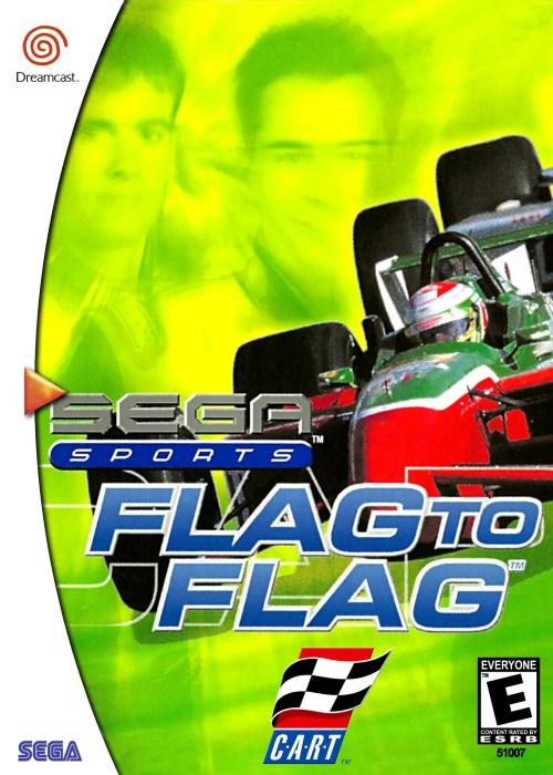 Flag to Flag for Sega Dreamcast