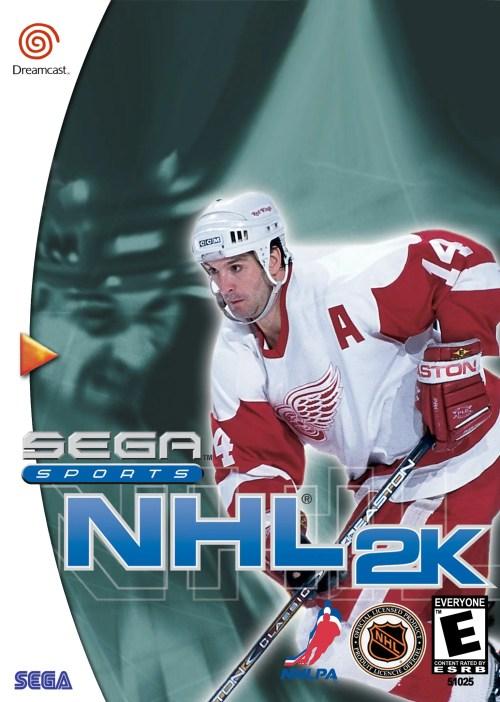 NHL 2K for Sega Dreamcast