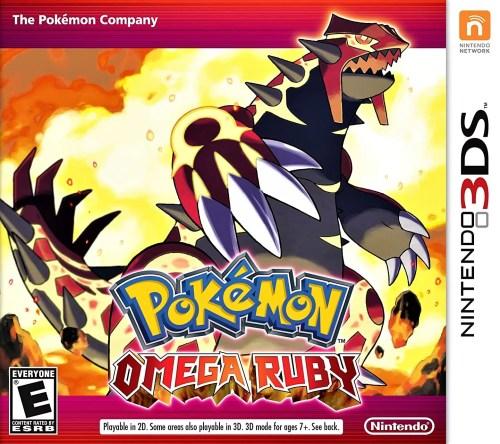 Pokémon Omega Ruby for Nintendo 3DS