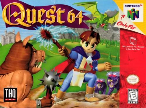 Quest 64 for Nintendo 64