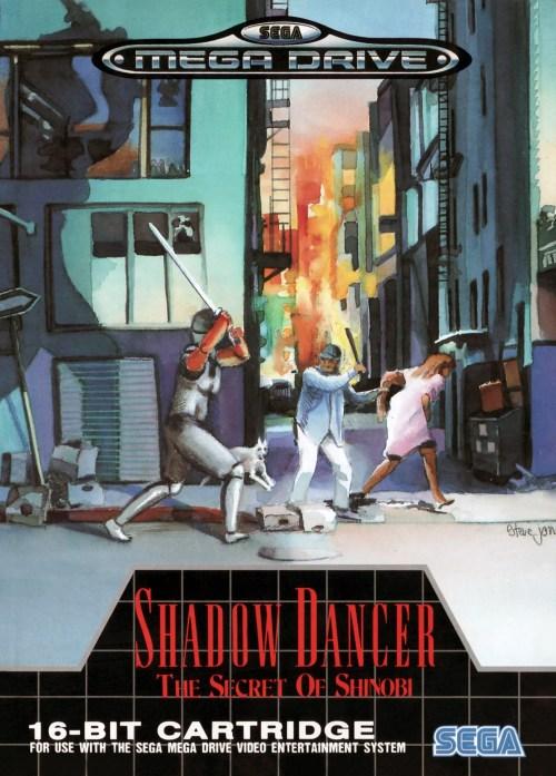 Shadow Dancer: The Secret of Shinobi for Sega Genesis