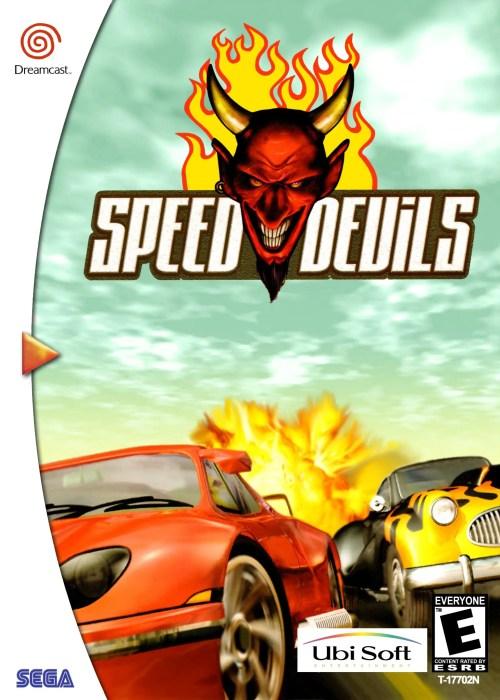 Speed Devils for Sega Dreamcast