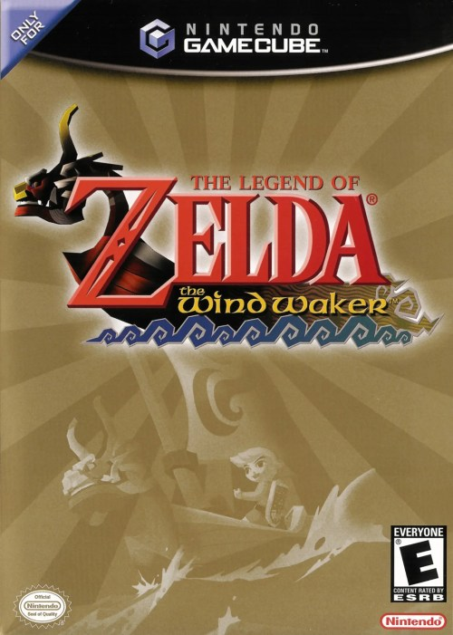 The Legend of Zelda: The Wind Waker for Nintendo GameCube