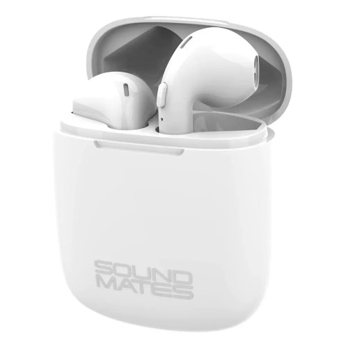 Tzumi SoundMates Wireless Stereo Earbuds