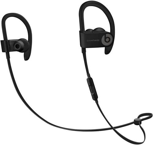 Beats by Dre Powerbeats 3 Wireless Bluetooth In-Ear Headphones (Black) (ML8V2LL/A)