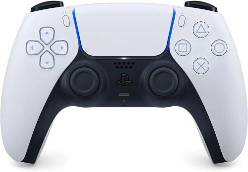 Sony PlayStation 5 DualSense Wireless Controller (White)