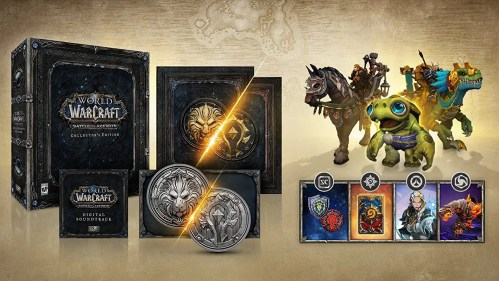 World of Warcraft: Battle for Azeroth (Collector's Edition) for PC