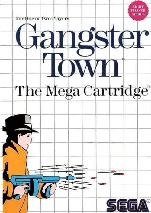Gangster Town for Sega Master System