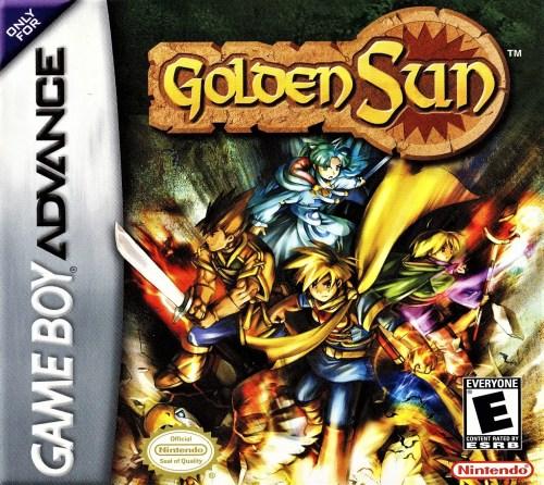 Golden Sun for Nintendo Game Boy Advance
