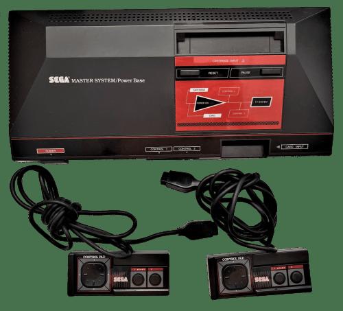 Sega Master System Power Base Model 1