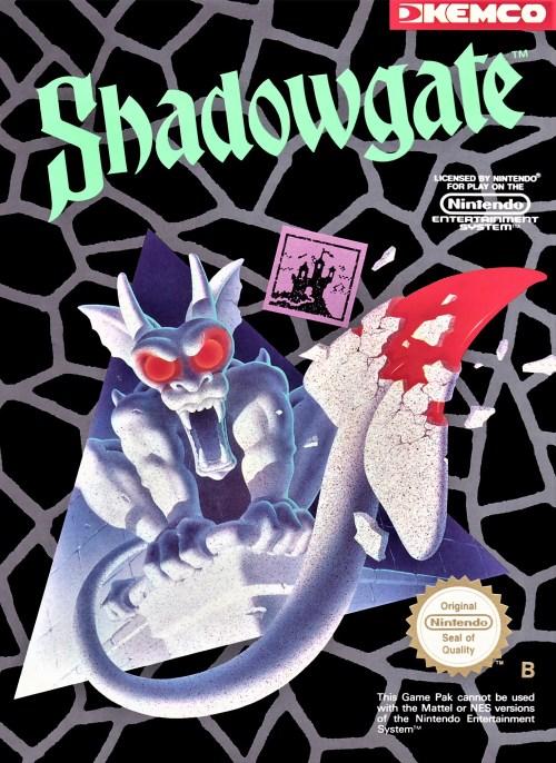 Shadowgate for Nintendo Entertainment System (NES)