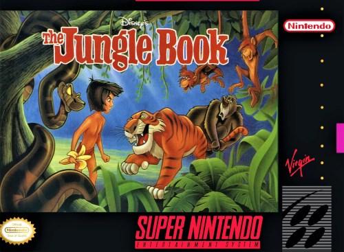 The Jungle Book for Super Nintendo Entertainment System (SNES)