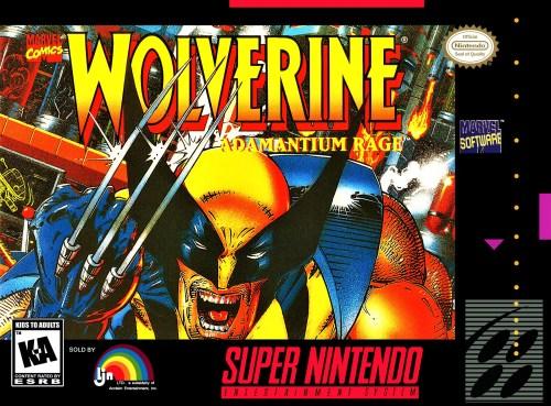 Wolverine: Adamantium Rage for Super Nintendo Entertainment System (SNES)