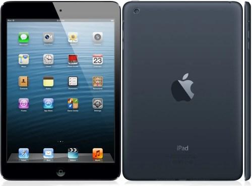 """Apple iPad mini (7.9"""", 16 GB, Black, Wi-Fi) (A1432/MF432C/A)"""